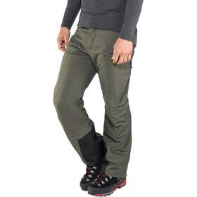 Bergans Stranda Pantalones aislantes Hombre, seaweed/khaki green